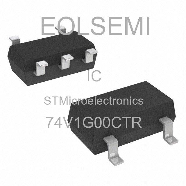 74V1G00CTR - STMicroelectronics - IC