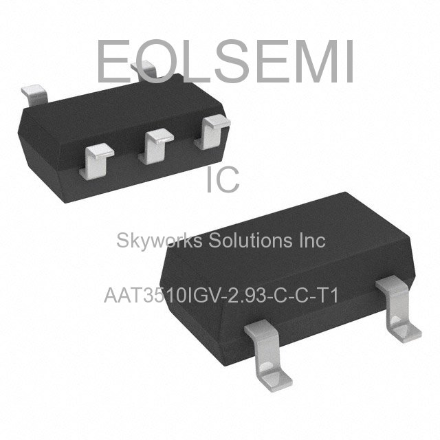 AAT3510IGV-2.93-C-C-T1 - Skyworks Solutions Inc - IC