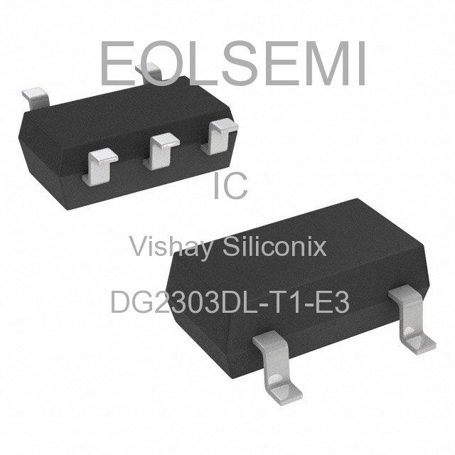 DG2303DL-T1-E3 - Vishay Siliconix