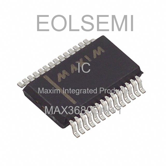 MAX3680EAI+T - Maxim Integrated Products
