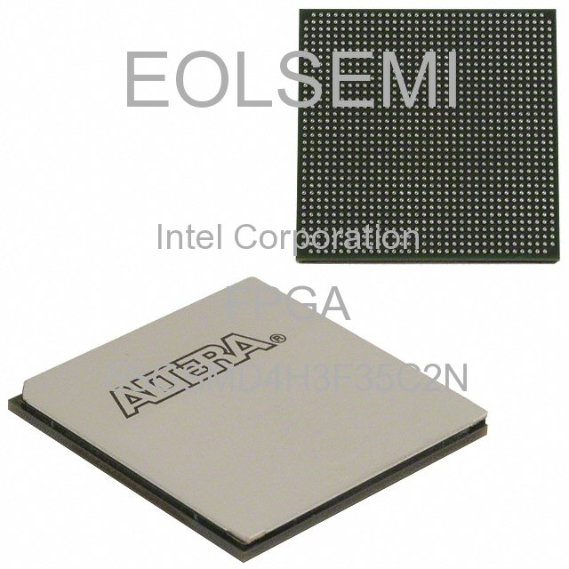 5SGSMD4H3F35C2N - Intel Corporation - FPGA