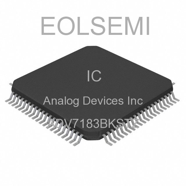 ADV7183BKSTZ - Analog Devices Inc
