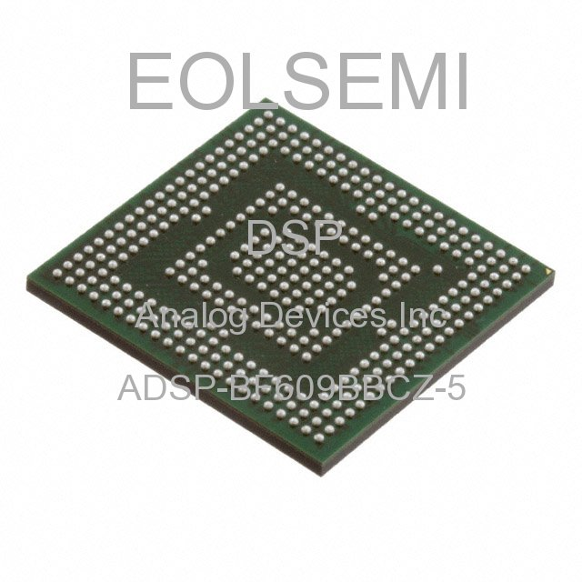 ADSP-BF609BBCZ-5 - Analog Devices Inc