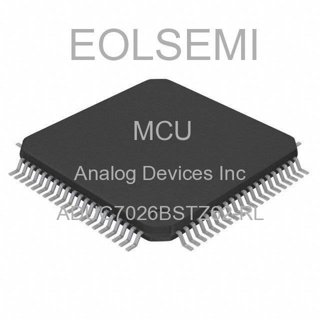 ADUC7026BSTZ62-RL - Analog Devices Inc