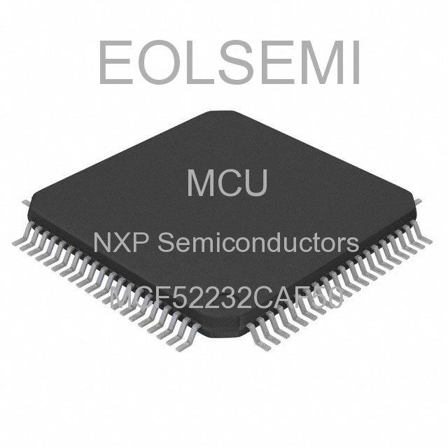 MCF52232CAF50 - NXP Semiconductors