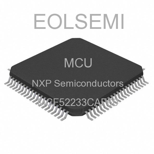 MCF52233CAF60 - NXP Semiconductors