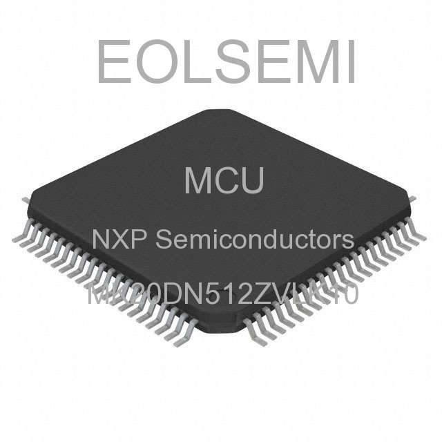 MK20DN512ZVLK10 - NXP Semiconductors