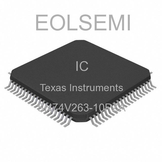 SN74V263-10PZA - Texas Instruments