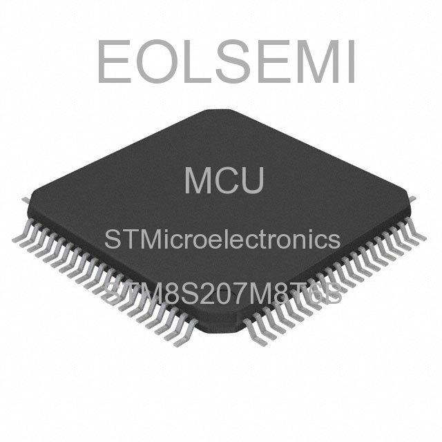 STM8S207M8T6B - STMicroelectronics