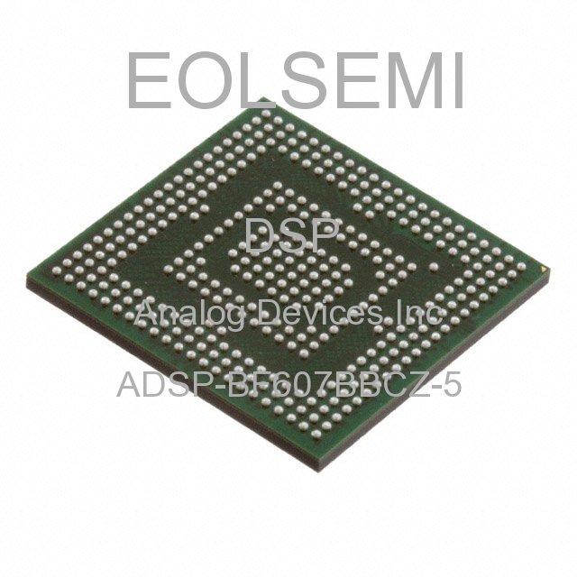 ADSP-BF607BBCZ-5 - Analog Devices Inc