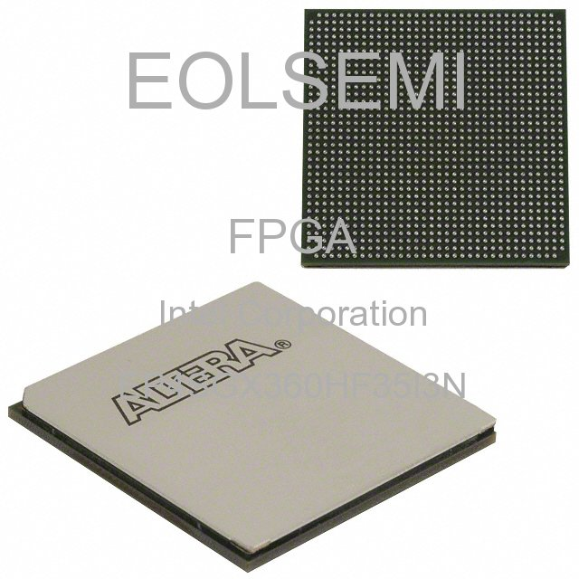 EP4SGX360HF35I3N - Intel Corporation