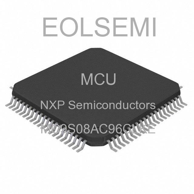 MC9S08AC96CLKE - NXP Semiconductors