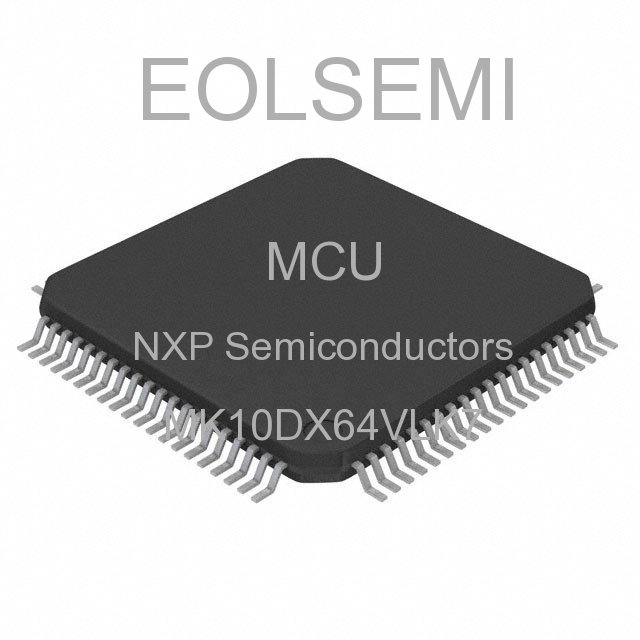 MK10DX64VLK7 - NXP Semiconductors
