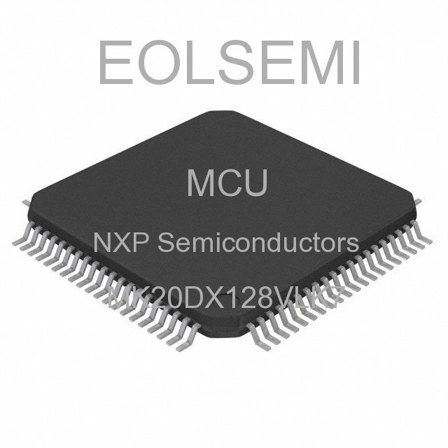 MK20DX128VLK7 - NXP Semiconductors
