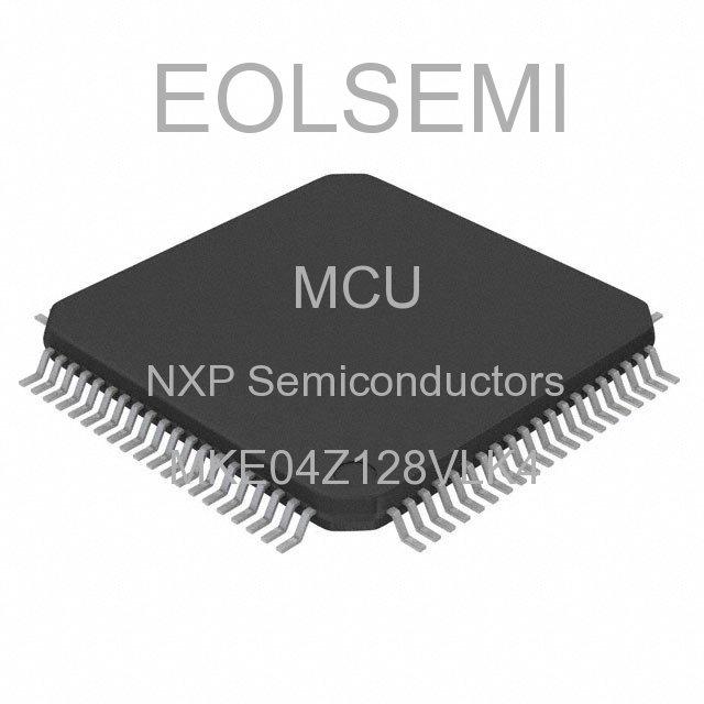 MKE04Z128VLK4 - NXP Semiconductors