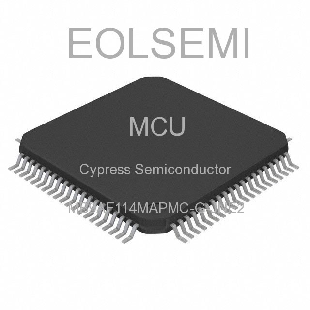 MB9AF114MAPMC-G-JNE2 - Cypress Semiconductor