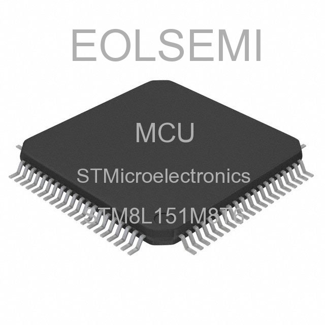 STM8L151M8T6 - STMicroelectronics
