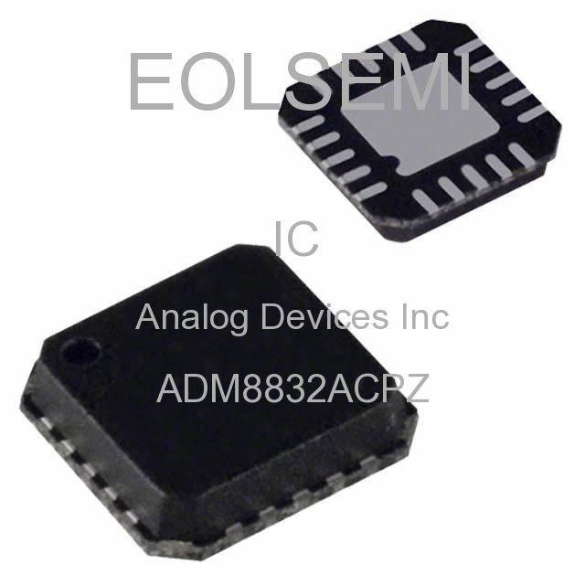 ADM8832ACPZ - Analog Devices Inc - IC