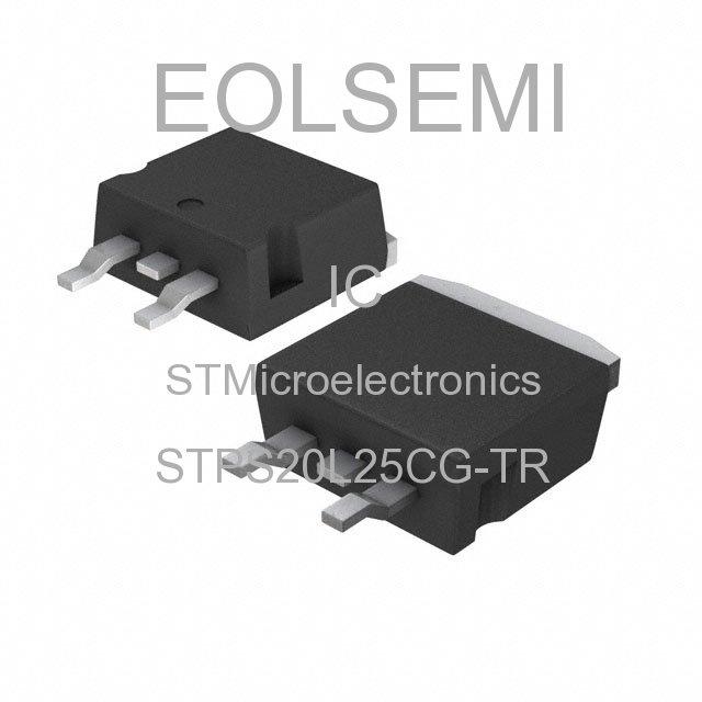STPS20L25CG-TR - STMicroelectronics