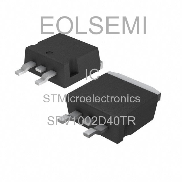 SPV1002D40TR - STMicroelectronics