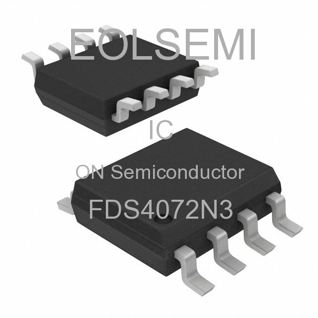 FDS4072N3 - ON Semiconductor