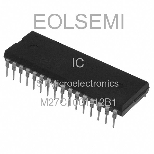 M27C1001-12B1 - STMicroelectronics
