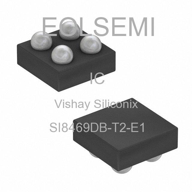 SI8469DB-T2-E1 - Vishay Siliconix
