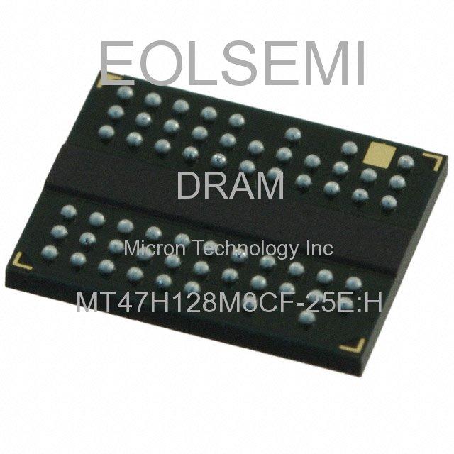 MT47H128M8CF-25E:H - Micron Technology Inc