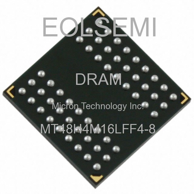 MT48H4M16LFF4-8 - Micron Technology Inc.