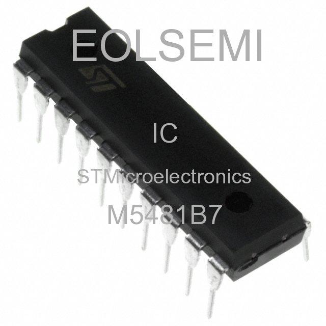 M5481B7 - STMicroelectronics