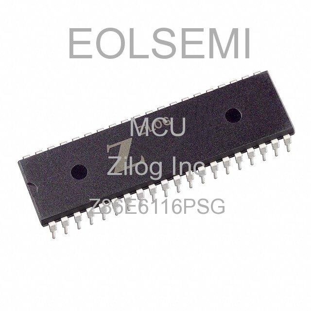 Z86E6116PSG - Zilog Inc