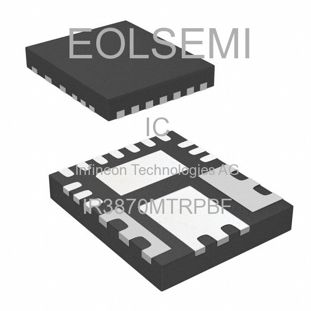 IR3870MTRPBF - Infineon Technologies AG
