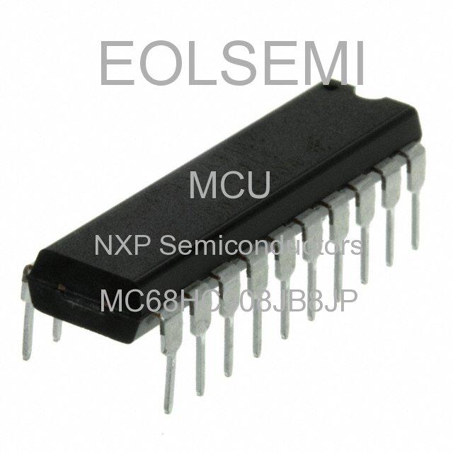 MC68HC908JB8JP - NXP Semiconductors