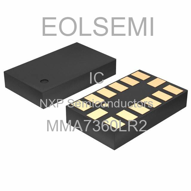 MMA7360LR2 - NXP Semiconductors