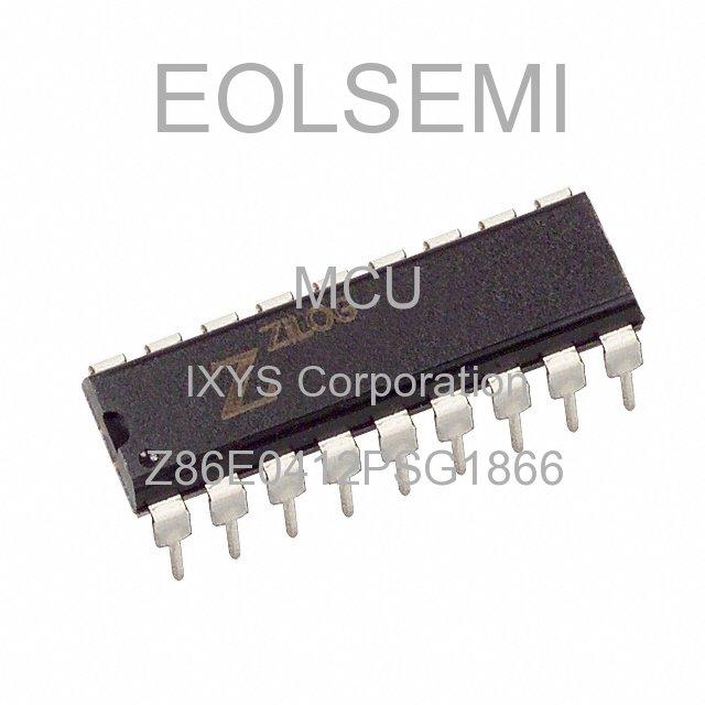 Z86E0412PSG1866 - IXYS Corporation