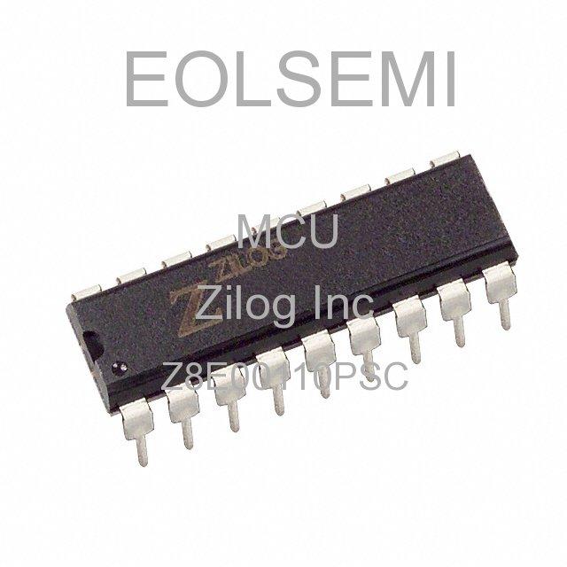 Z8E00110PSC - Zilog Inc
