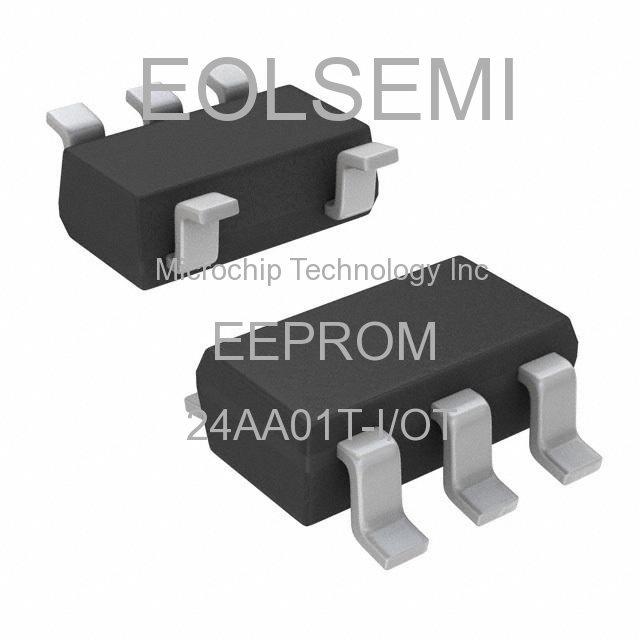 24AA01T-I/OT - Microchip Technology Inc - EEPROM