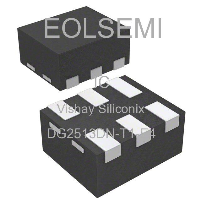 DG2513DN-T1-E4 - Vishay Siliconix