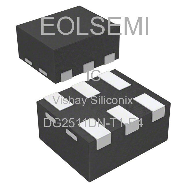 DG2511DN-T1-E4 - Vishay Siliconix