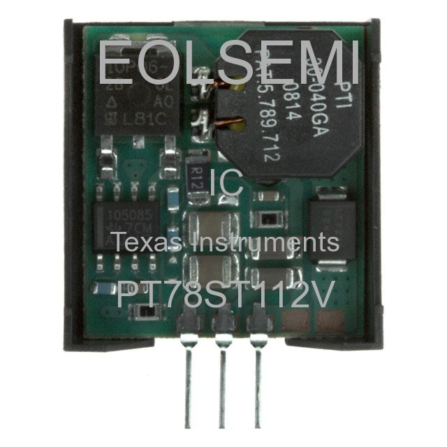 PT78ST112V - Texas Instruments