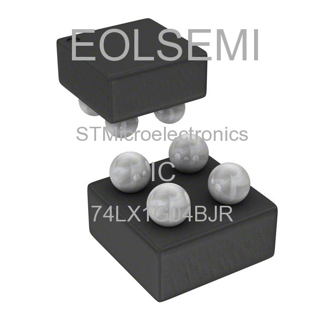 74LX1G04BJR - STMicroelectronics - IC