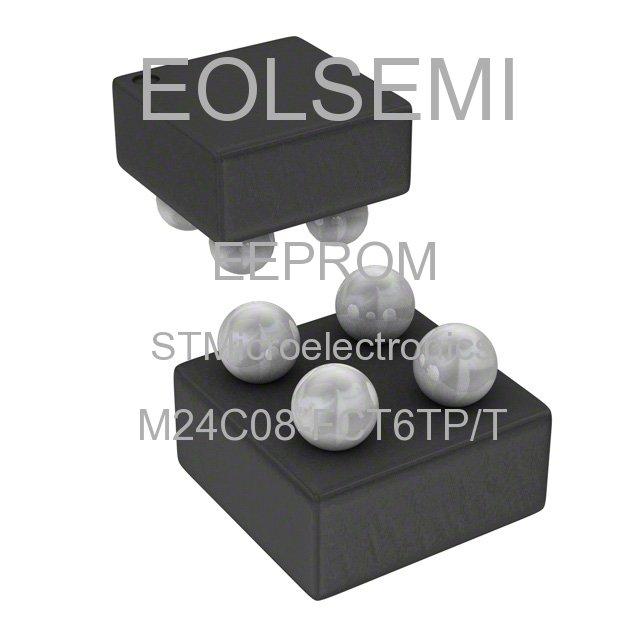 M24C08-FCT6TP/T - STMicroelectronics