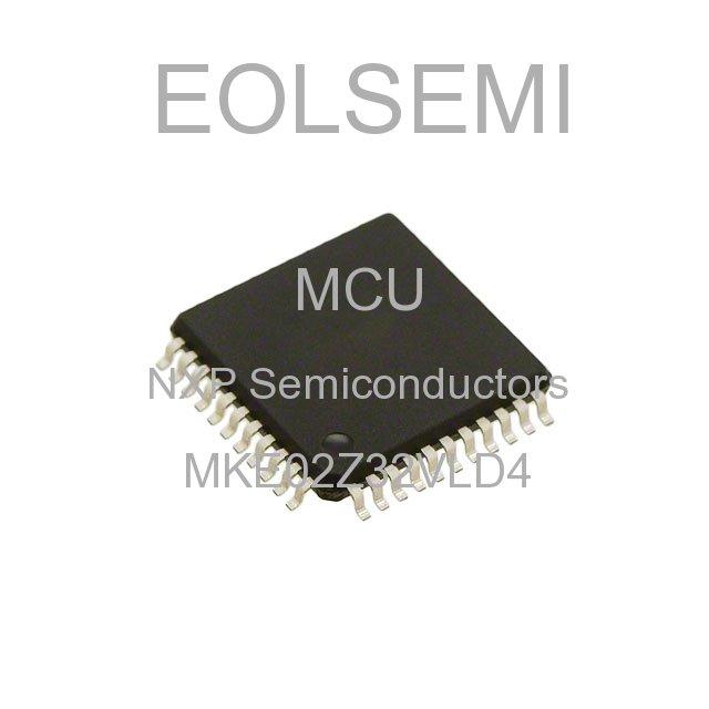 MKE02Z32VLD4 - NXP Semiconductors