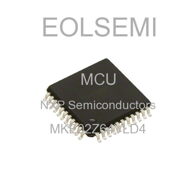 MKE02Z64VLD4 - NXP Semiconductors