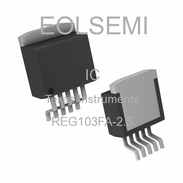REG103FA-2.5 - Texas Instruments