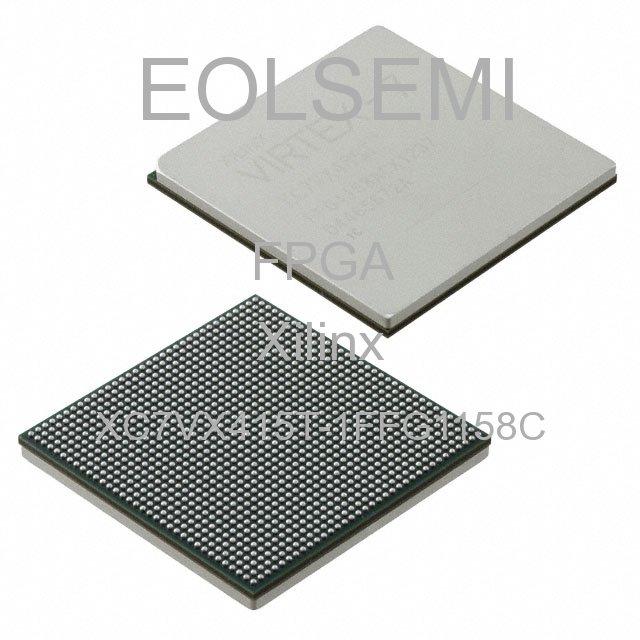 XC7VX415T-1FFG1158C - Xilinx