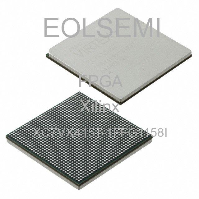 XC7VX415T-1FFG1158I - Xilinx