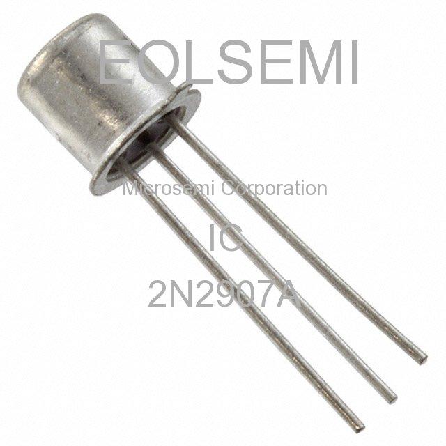2N2907A - Microsemi Corporation - IC