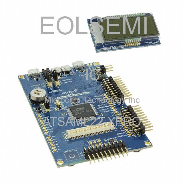ATSAML22-XPRO - Microchip Technology Inc