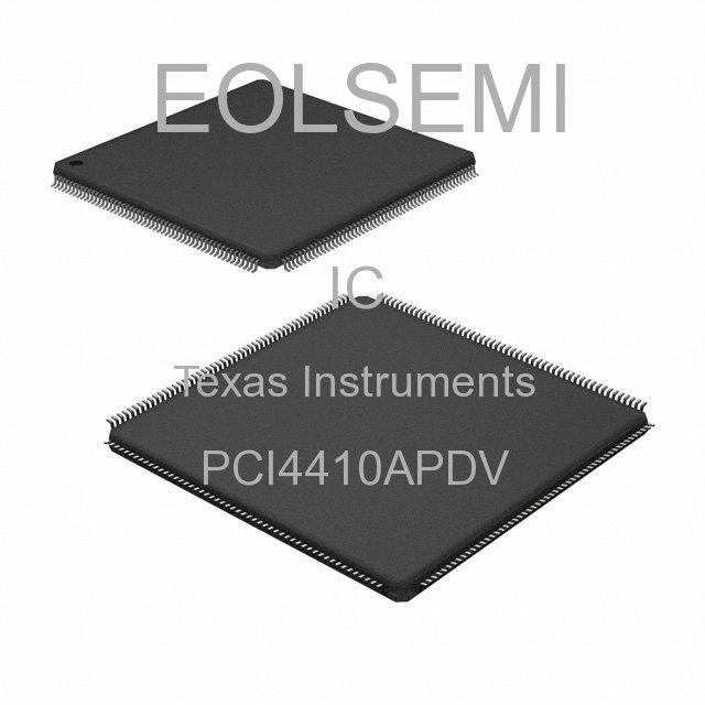 PCI4410APDV - Texas Instruments